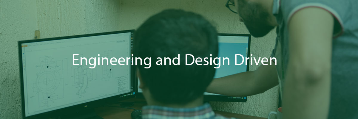 Engineering and Design Driven | POK