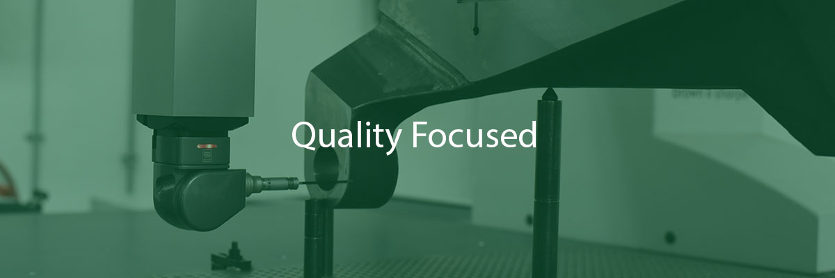 Quality Focused | POK