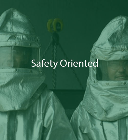 Safety Oriented | POK