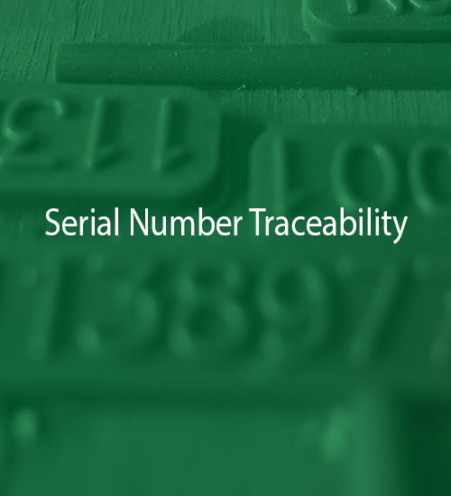 Serial Number Traceability | POK